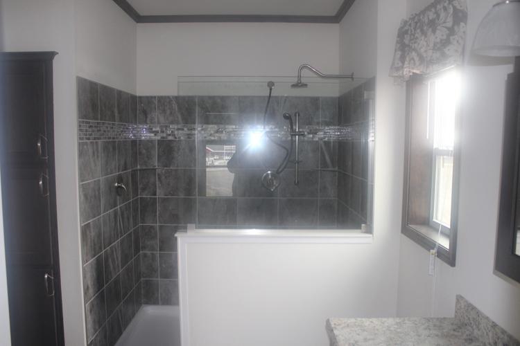 Modular Home Bath