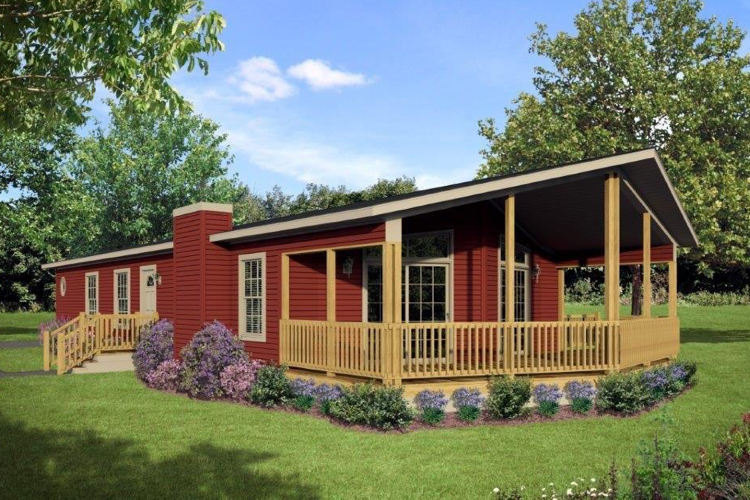 Buckhorn Cabin Modular Home Mauston