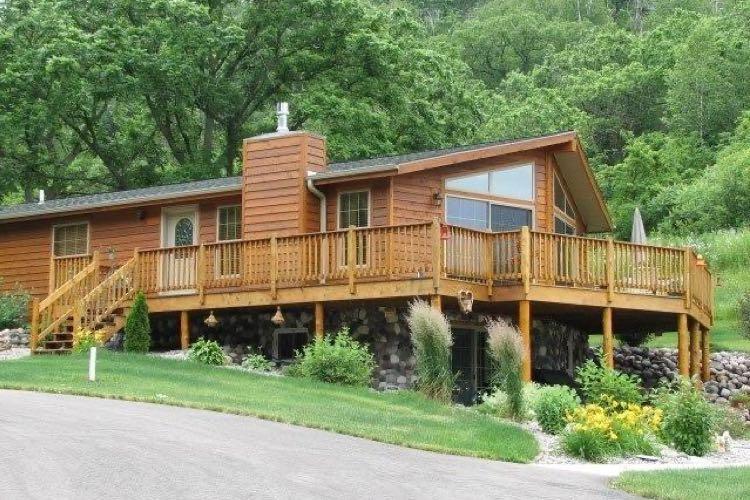 Buckhorn Cabin Modular Home