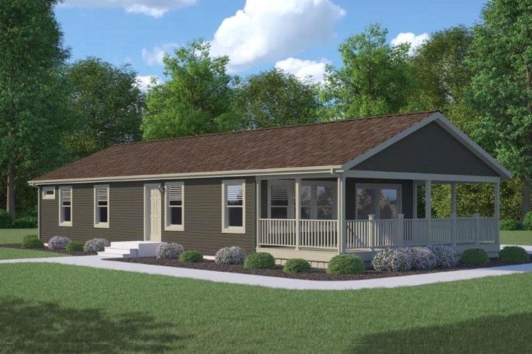 River View Modular Home Mauston